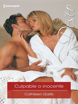 cover image of Culpable o inocente